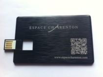 cléUSB de format en carte de crédit, Gadget jet set