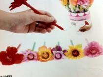 fleur stylo lumineuse, Gadget de Star